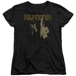Pulp Fiction - Womens I Wanna Dance T-Shirt