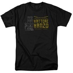 Kill Bill - Mens Hanzo Swords T-Shirt