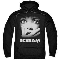 Scream - Mens Poster Pullover Hoodie