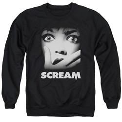 Scream - Mens Poster Sweater