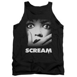 Scream - Mens Poster Tank Top