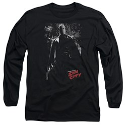 Sin City - Mens Hartigan Long Sleeve T-Shirt