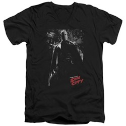 Sin City - Mens Hartigan V-Neck T-Shirt