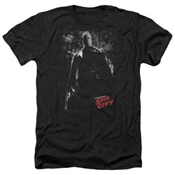 Sin City - Mens Hartigan Heather T-Shirt