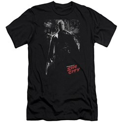 Sin City - Mens Hartigan Slim Fit T-Shirt