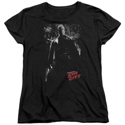 Sin City - Womens Hartigan T-Shirt
