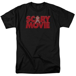 Scary Movie - Mens Logo T-Shirt