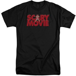 Scary Movie - Mens Logo Tall T-Shirt