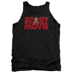 Scary Movie - Mens Logo Tank Top