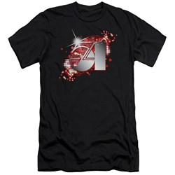 Studio 54 - Mens 54 Logo Premium Slim Fit T-Shirt