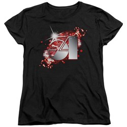 Studio 54 - Womens 54 Logo T-Shirt