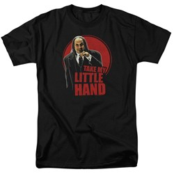 Scary Movie - Mens Strong Hand T-Shirt
