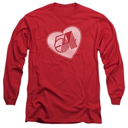 Studio 54 - Mens I Heart Studio 54 Long Sleeve T-Shirt