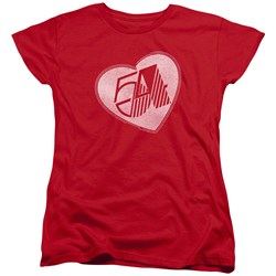 Studio 54 - Womens I Heart Studio 54 T-Shirt