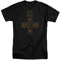 Hellraiser - Mens Lemarchands Puzzle Box Tall T-Shirt