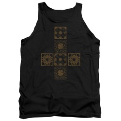 Hellraiser - Mens Lemarchands Puzzle Box Tank Top
