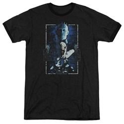 Hellraiser - Mens Cenobites Ringer T-Shirt