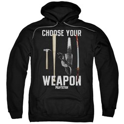 Pulp Fiction - Mens Choices Pullover Hoodie