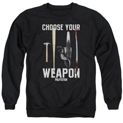 Pulp Fiction - Mens Choices Sweater