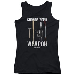 Pulp Fiction - Juniors Choices Tank Top