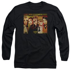Kill Bill - Mens Deadly Viper Assassination Squad Long Sleeve T-Shirt