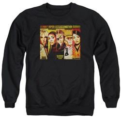 Kill Bill - Mens Deadly Viper Assassination Squad Sweater