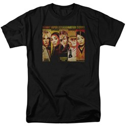 Kill Bill - Mens Deadly Viper Assassination Squad T-Shirt