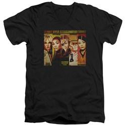Kill Bill - Mens Deadly Viper Assassination Squad V-Neck T-Shirt