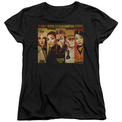 Kill Bill - Womens Deadly Viper Assassination Squad T-Shirt