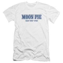 Moon Pie - Mens Mo Pie Premium Slim Fit T-Shirt