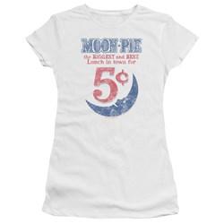 Moon Pie - Juniors 0 Premium Bella T-Shirt