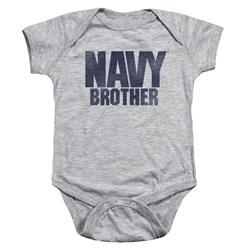 Navy - Toddler Brother Onesie