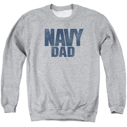 Navy - Mens Navy Person Sweater