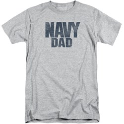 Navy - Mens Navy Person Tall T-Shirt