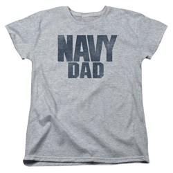 Navy - Womens Navy Person T-Shirt