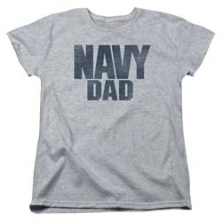 Navy - Womens Navy Person T-Shirt