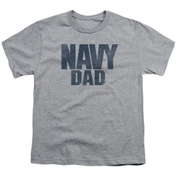 Navy - Youth Navy Person T-Shirt