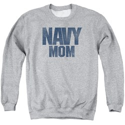 Navy - Mens Navy Mom Sweater