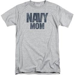 Navy - Mens Navy Mom Tall T-Shirt