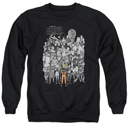 Naruto - Mens Characters Sweater