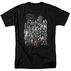 Naruto - Mens Characters T-Shirt