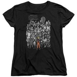 Naruto - Womens Characters T-Shirt