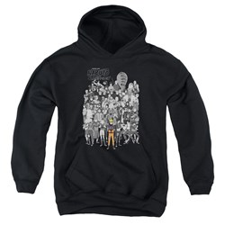Naruto - Youth Characters Pullover Hoodie