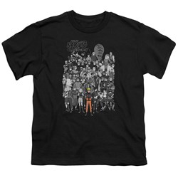 Naruto - Youth Characters T-Shirt