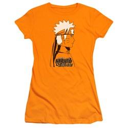 Naruto Shippuden - Juniors Naruto Distressed T-Shirt