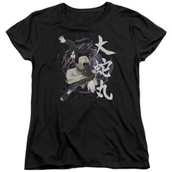Naruto - Womens Leaves Headband T-Shirt