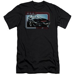 Knight Rider - Mens Kitt Premium Slim Fit T-Shirt