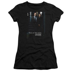 Law And Order Svu - Juniors Svu Premium Bella T-Shirt