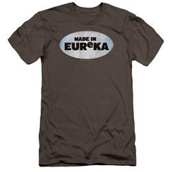 Eureka - Mens Made In Eureka Premium Slim Fit T-Shirt