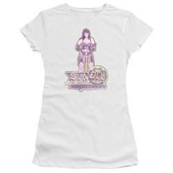 Xena - Juniors Stand Premium Bella T-Shirt